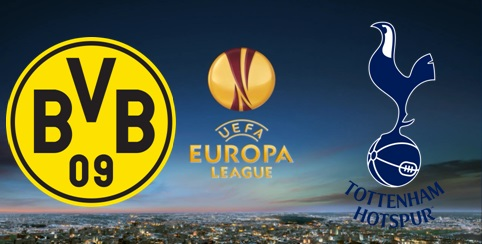 dortmund tottenham europa league 2016 octavos de final