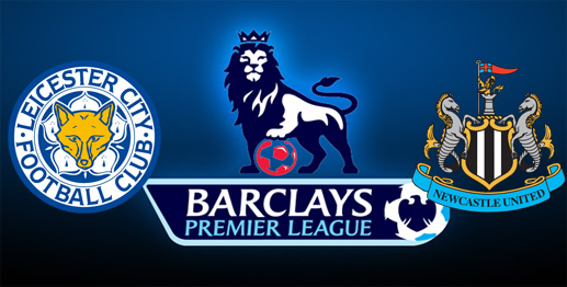 leicester newcastle premier league 2016