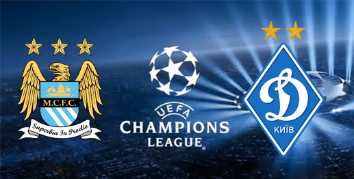 manchester city dinamo kiev champions league 2016