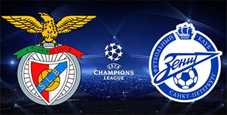 zenit benfica champions league 2016 octavos de final