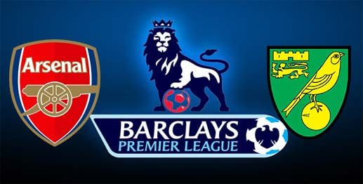 arsenal norwich premier league 2016
