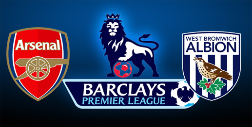 arsenal west brom premier league 2016