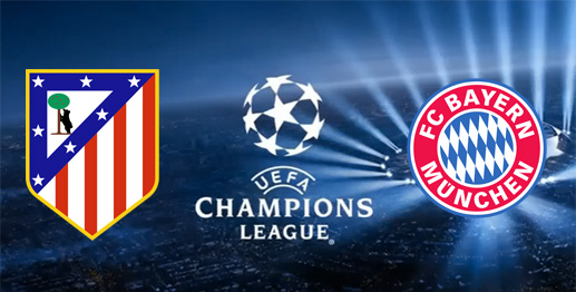atletico de madrid bayern munich champions league 2016