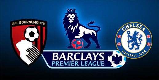 bournemouth chelsea premier league 2016