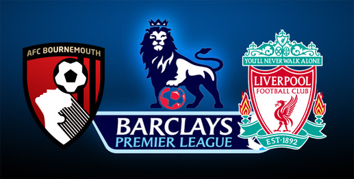 bournemouth liverpool premier league 2016