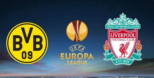 dortmund liverpool europa league 2016