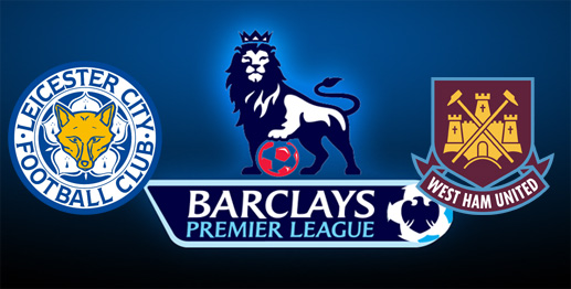 leicester west ham premier league 2016
