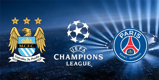 manchester city psg champions league 2016