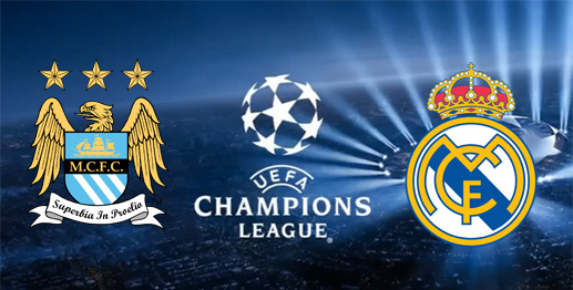 manchester city real madrid champions league 2016