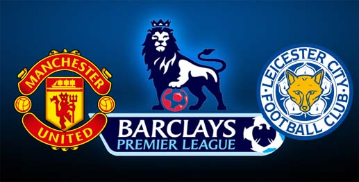 manchester united leicester premier league 2016
