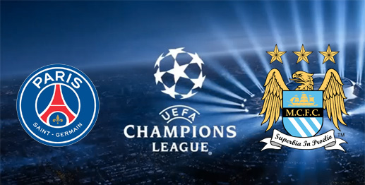 psg manchester city champions league 2016