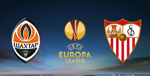 shakhtar sevilla europa league 2016