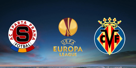 sparta praga villarreal europa league 2016