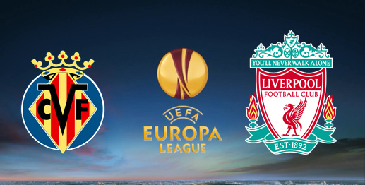 villarreal liverpool europa league 2016