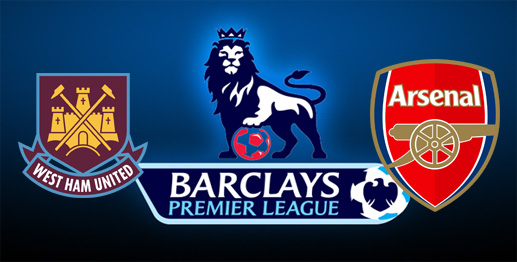 west ham arsenal premier league 2016