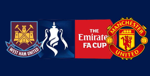 west ham manchester united fa cup 2016