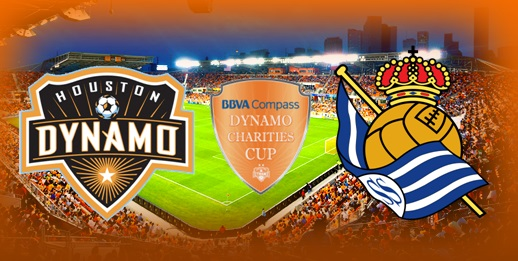 houston dynamo vs real sociedad amistoso internacional 2016
