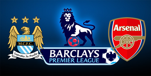 manchester city arsenal premier league 2016