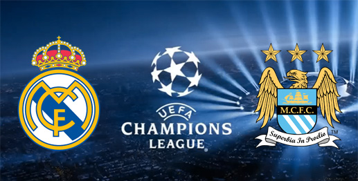 real madrid manchester city champions league 2016