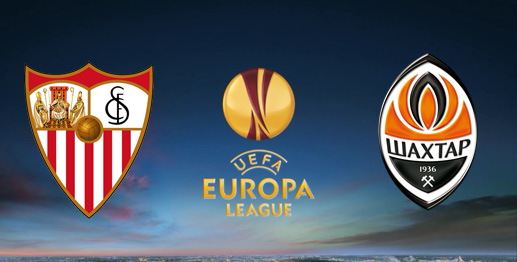 sevilla shakhtar europa league 2016