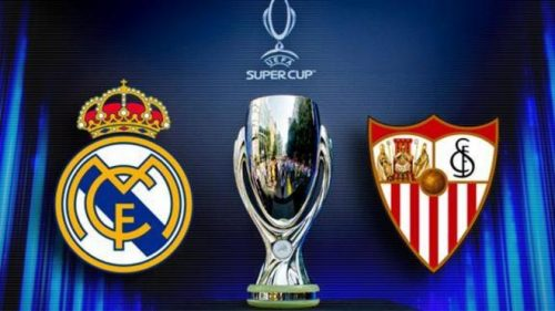 Real Madrid vs Sevilla en DIRECTO – Supercopa de Europa 2016