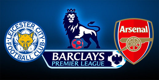 Leicester vs Arsenal en DIRECTO - Premier League 2016