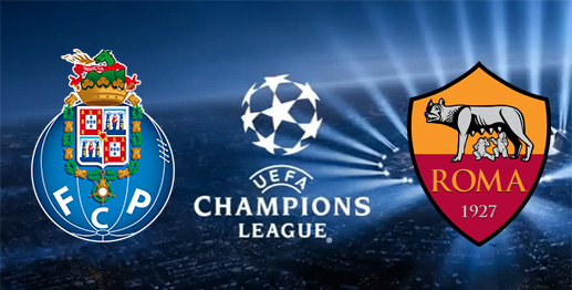 Porto vs Roma en DIRECTO - Champions League 2016 Repechaje