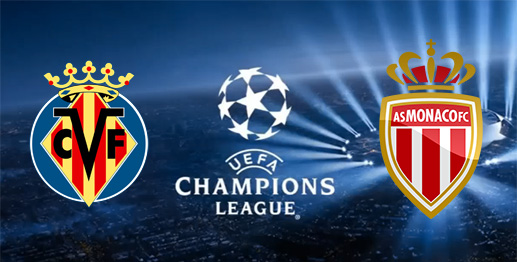 Villarreal vs Mónaco en DIRECTO - Champions League 2016 Repechaje