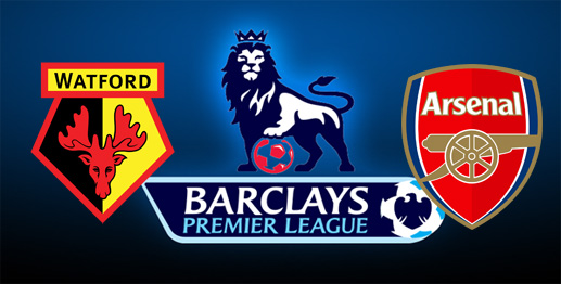 Watford vs Arsenal en DIRECTO - Premier League 2016
