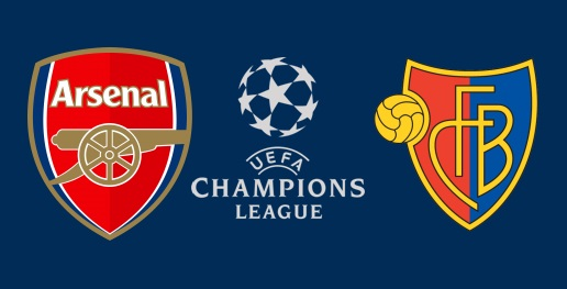 Arsenal vs Basilea en DIRECTO - Champions League 2016 Grupo A