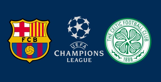 Barcelona vs Celtic en DIRECTO - Champions League 2016 Grupo C