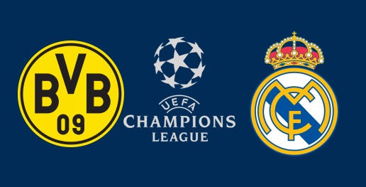 Borussia Dortmund vs Real Madrid en DIRECTO - Champions League 2016 Grupo F