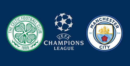 Celtic vs Manchester City en DIRECTO - Champions League 2016 Grupo C