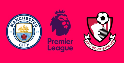 manchester city bournmounth premier league 2016
