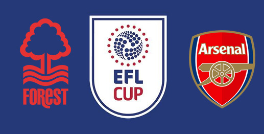 Nottingham vs Arsenal en DIRECTO - EFL Cup 2016