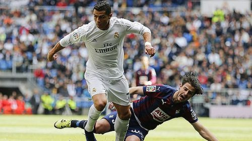 Real Madrid vs Eibar online en vivo y en directo