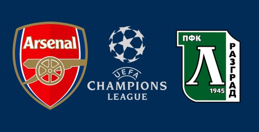 Arsenal vs Ludogorets en DIRECTO - Champions League 2016 Grupo A
