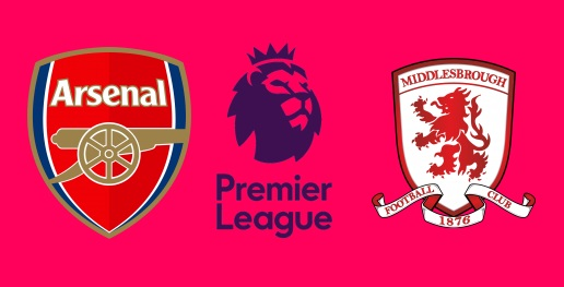 Arsenal vs Middlesbrough en DIRECTO - Premier League 2016 Jornada 9