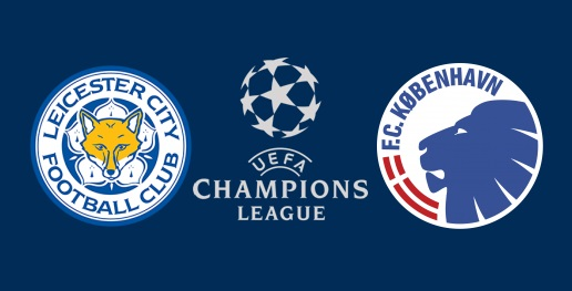 Leicester vs Copenhague en DIRECTO - Champions League 2016 Grupo G