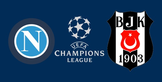 Napoli vs Besiktas en DIRECTO - Champions League 2016 Grupo B