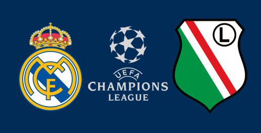 Real Madrid vs Legia en DIRECTO - Champions League 2016 Grupo F