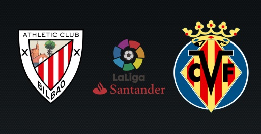 Athletic Club vs Villarreal en DIRECTO - Liga de España 2016 Jornada 12
