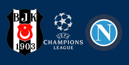 Besiktas vs Napoli en DIRECTO - Champions League 2016 Grupo B
