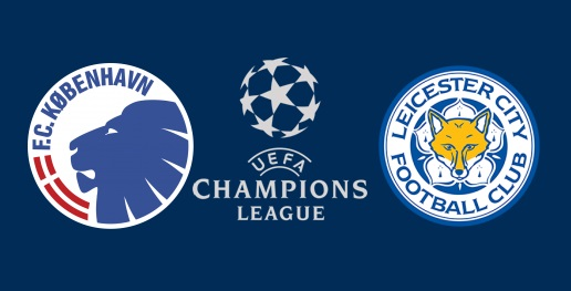 Copenhague vs Leicester en DIRECTO - Champions League 2016 Grupo G