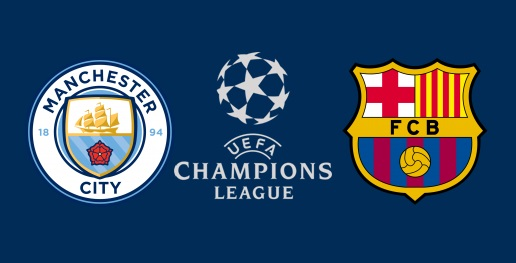 Manchester City vs Barcelona en DIRECTO - Champions League 2016 Grupo C