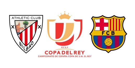 Athletic Club vs Barcelona en DIRECTO - Copa del Rey 2016-2017 en DIRECTO Octavos de Final