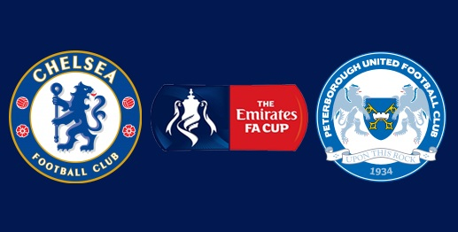 Chelsea vs Peterborough en DIRECTO - FA Cup 2016-2017 en DIRECTO