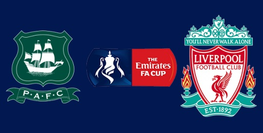 Plymouth vs Liverpool en DIRECTO - FA Cup 2016-2017 en DIRECTO Replay