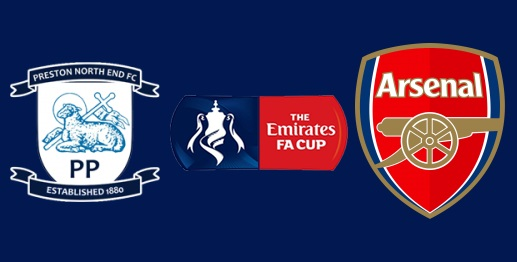 Preston vs Arsenal en DIRECTO - FA Cup 2016-2017 en DIRECTO