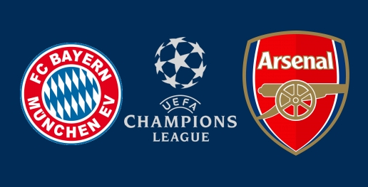 Bayern Munich vs Arsenal en DIRECTO - Champions League 2016-2017 en DIRECTO Octavos de Final